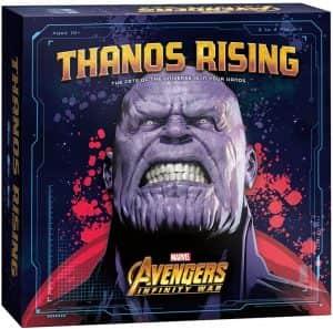 Thanos Rising - Juegos de mesa de Marvel - Los mejores juegos de mesa de los Vengadores de Marvel
