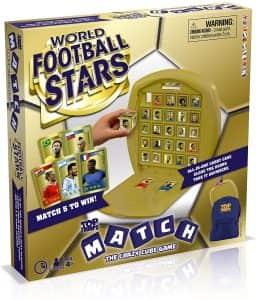 Top Trumps Match Futbol - Juegos de mesa de Top Trumps Match - Los mejores juegos de mesa de Crazy cubes