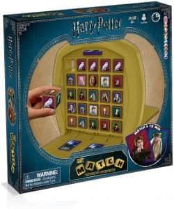 Top Trumps Match Harry Potter - Juegos de mesa de Top Trumps Match - Los mejores juegos de mesa de Crazy cubes