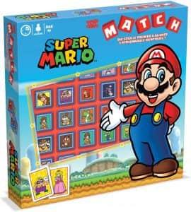 Top Trumps Match Super Mario - Juegos de mesa de Top Trumps Match - Los mejores juegos de mesa de Crazy cubes
