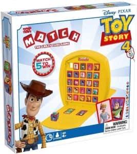Top Trumps Match Toy Story 4 - Juegos de mesa de Top Trumps Match - Los mejores juegos de mesa de Crazy cubes