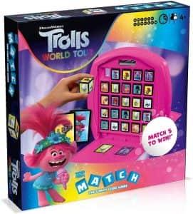 Top Trumps Match Trolls - Juegos de mesa de Top Trumps Match - Los mejores juegos de mesa de Crazy cubes