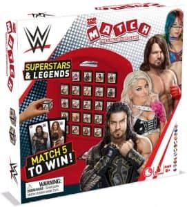 Top Trumps Match WWE - Juegos de mesa de Top Trumps Match - Los mejores juegos de mesa de Crazy cubes
