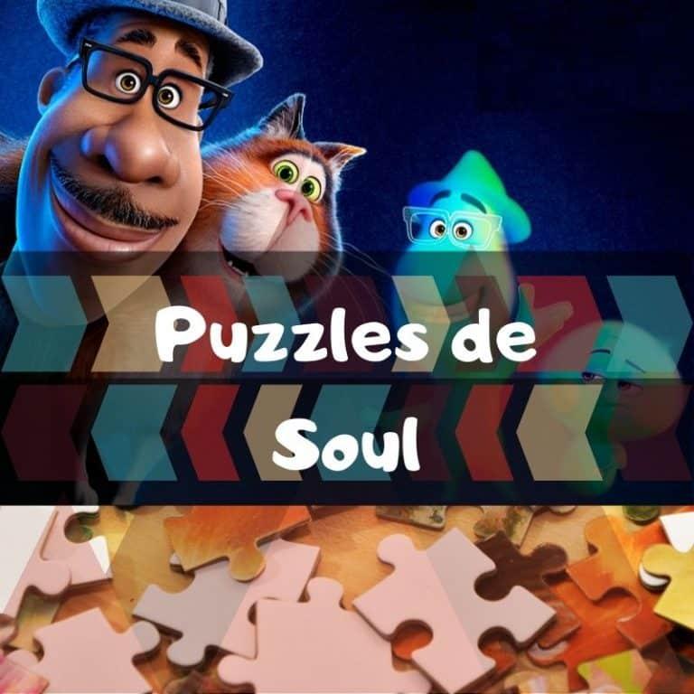 Los mejores puzzles de Soul