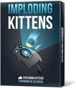 Expansión Imploding Kittens - Juegos de mesa de Exploding Kittens - Los mejores juegos de mesa de Exploding Kittens