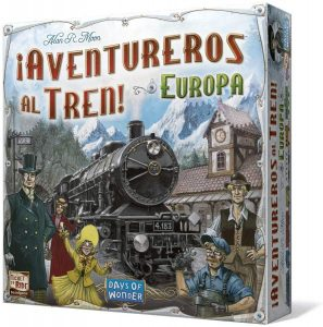 Juego de mesa de Aventureros al tren - Juegos de mesa de - Los mejores juegos de mesa de top 50