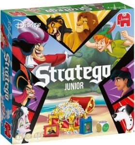 Juego de mesa de Stratego Junior - Juegos de mesa de para niños - Los mejores juegos de mesa de top 20 para niños