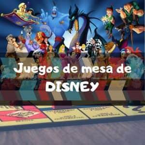 Juegos de mesa de Disney - Los mejores juegos de mesa temáticos de Disney