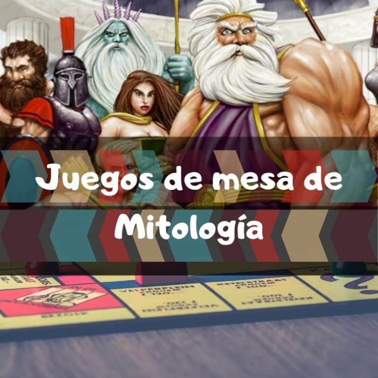 Los mejores juegos de mesa de mitología
