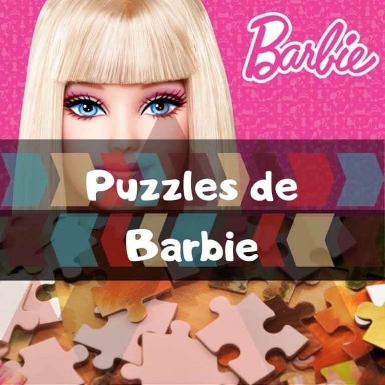 Los mejores puzzles de Barbie