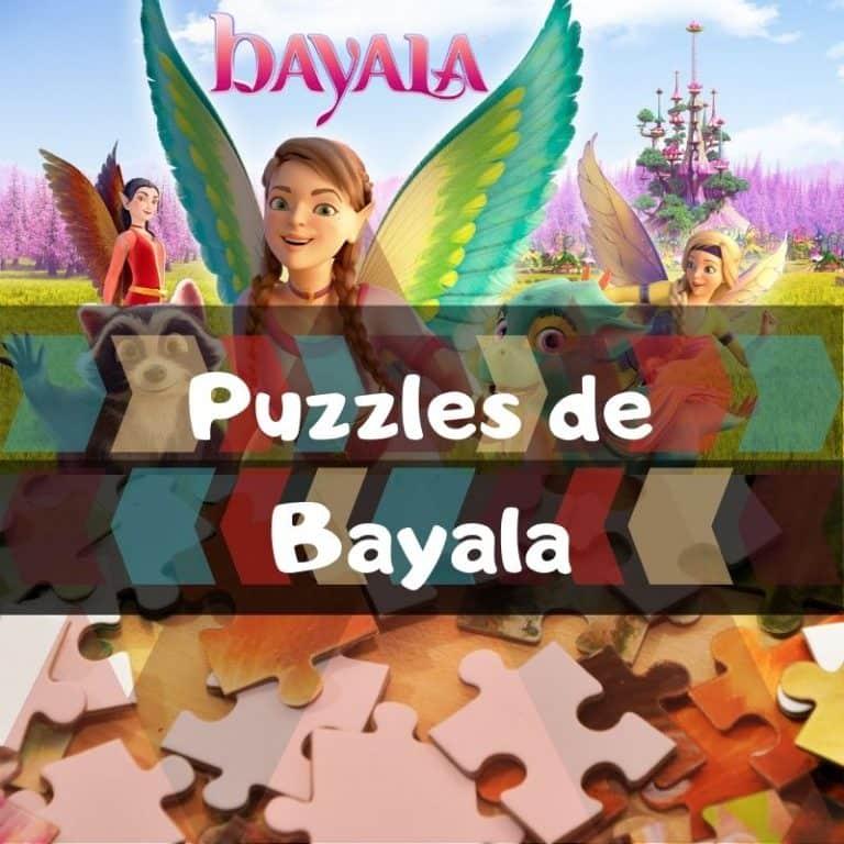 Los mejores puzzles de Bayala