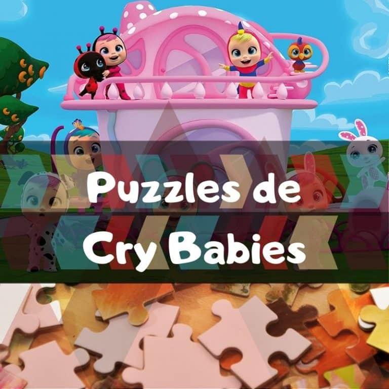 Los mejores puzzles de Cry Babies