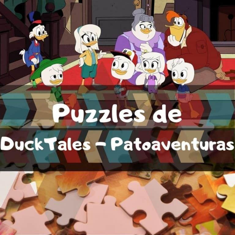 Los mejores puzzles de Ducktales – Patoaventuras