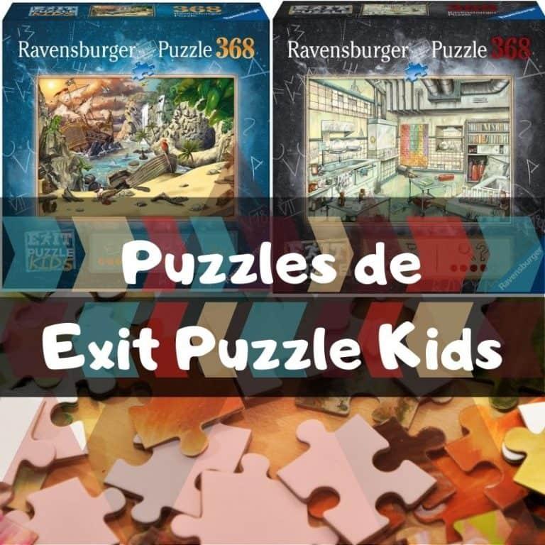 Los mejores puzzles de Exit Puzzle Kids
