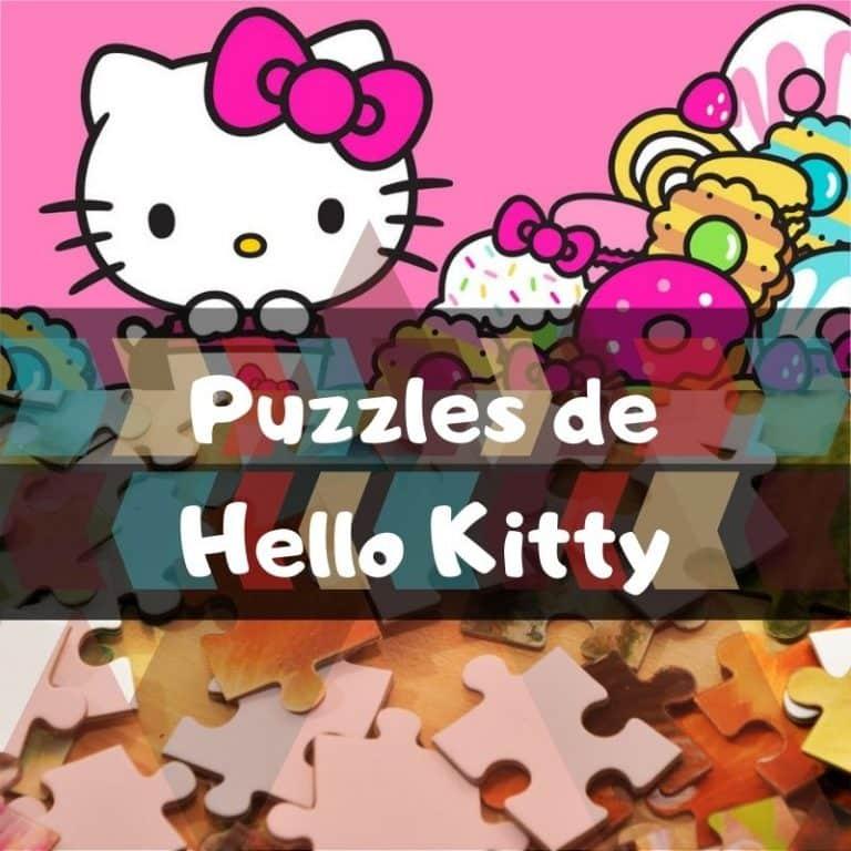 Los mejores puzzles de Hello Kitty