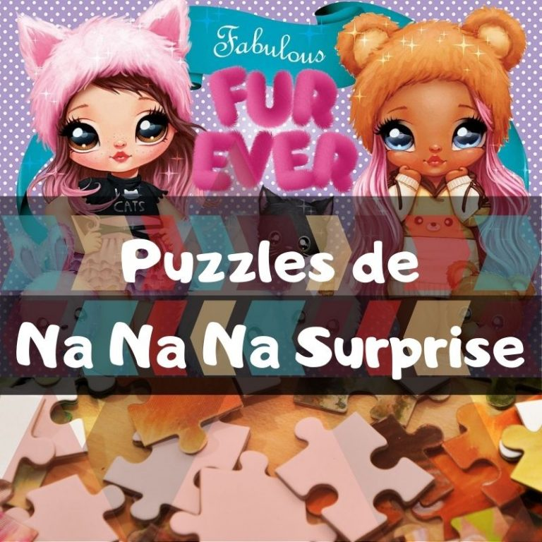 Los mejores puzzles de Na! Na! Na! Surprise