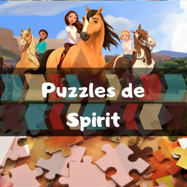 Los mejores puzzles de Spirit