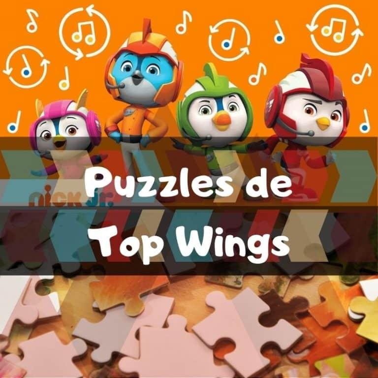 Lee más sobre el artículo Los mejores puzzles de Top Wings