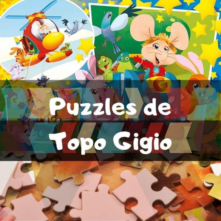 Los mejores puzzles de Topo Gigio
