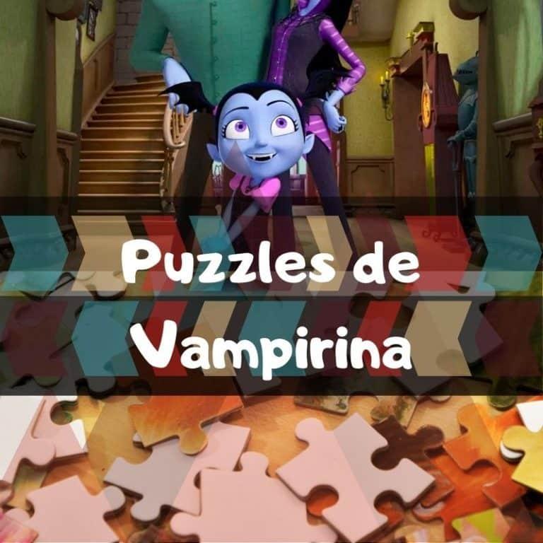 Los mejores puzzles de Vampirina