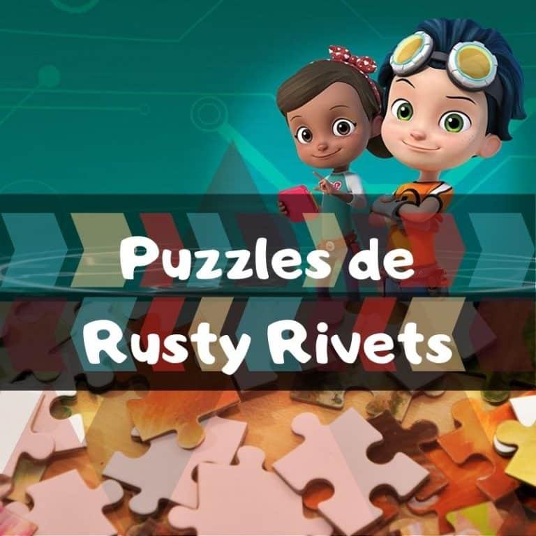 Los mejores puzzles de Rusty Rivets