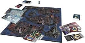 Tablero de DC - Juegos de mesa de Batman - Los mejores juegos de mesa de top 50