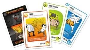 Tablero de Exploding Kittens - Juegos de mesa - Los mejores juegos de mesa de top 50