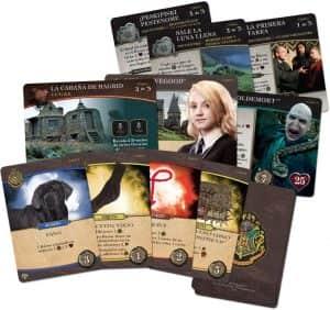 Tablero de Harry Potter - Juegos de mesa de Harry Potter - Los mejores juegos de mesa de top 50
