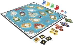 Tablero de Risk Junior - Juegos de mesa de para niños - Los mejores juegos de mesa de top 20 para niños