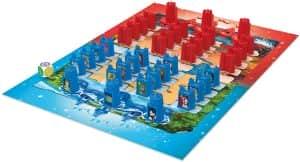 Tablero de Stratego Junior - Juegos de mesa de para niños - Los mejores juegos de mesa de top 20 para niños