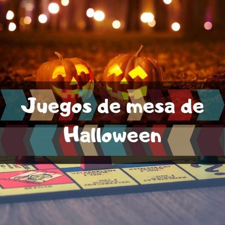 Los mejores juegos de mesa de Halloween