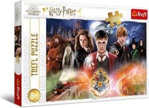 Puzzle de Harry Potter de 300 piezas - Los mejores puzzles de Harry Potter