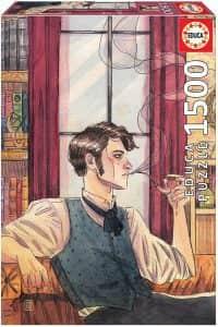 Puzzle de Sherlock Holmes de 1500 piezas de Educa - Los mejores puzzles de Sherlock Holmes