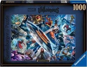 Puzzle de Taskmaster de 1000 piezas de Ravensburger - Los mejores puzzles de Marvel