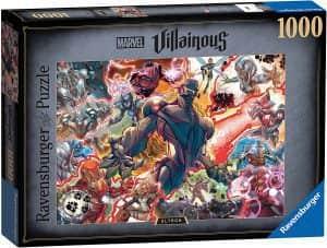 Puzzle de Ultron de 1000 piezas de Ravensburger - Los mejores puzzles de Marvel