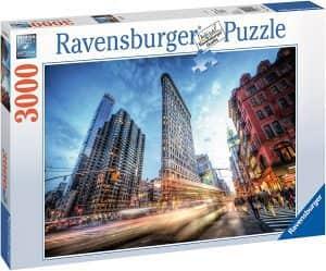 Puzzle de calles de Nueva York de 3000 piezas