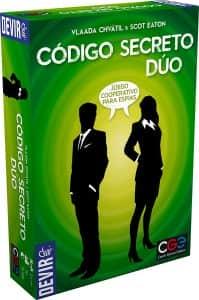 Código secreto Dúo - Los mejores juegos de mesa de Código Secreto