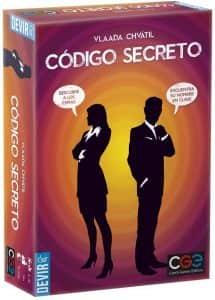 Código secreto clásico - Los mejores juegos de mesa de Código Secreto