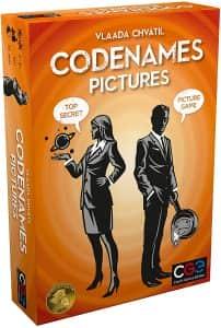 Juego de mesa de Codenames Pictures - Los mejores juegos de mesa de Codenames