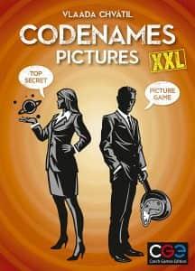 Juego de mesa de Codenames Pictures XXL - Los mejores juegos de mesa de Codenames