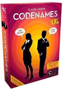Juego de mesa de Codenames XXL - Los mejores juegos de mesa de Codenames