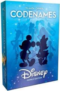 Juego de mesa de Codenames de Disney - Los mejores juegos de mesa de Codenames