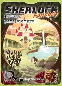 Juego de mesa de cartas de Sherlock Fantasy Felices Para Siempre Los mejores juegos de mesa de Sherlock de GDM Games
