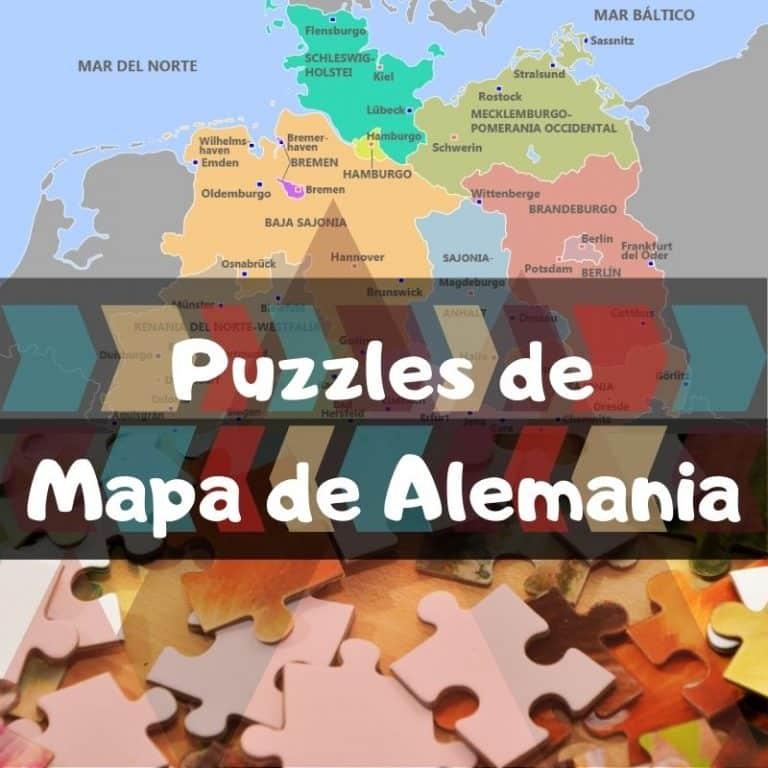 Lee más sobre el artículo Los mejores puzzles del mapa de Alemania