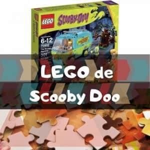 LEGO de Scooby Doo - Puzzles de los dibujos animados de Scooby Doo