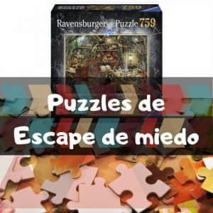 Los mejores puzzles de Escape de miedo - Puzzles de Halloween