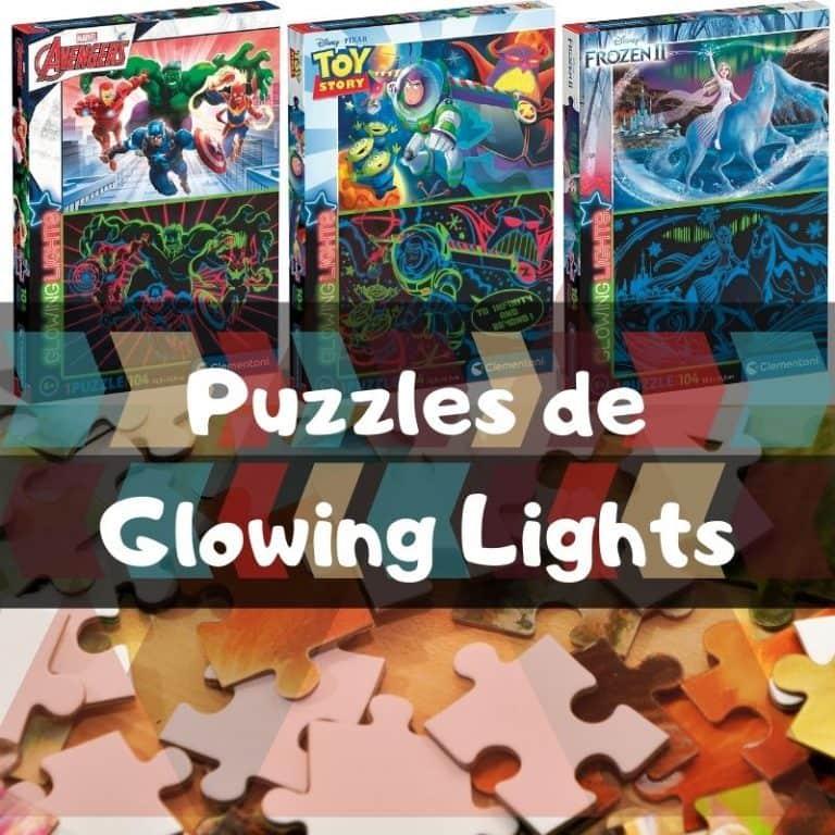 Lee más sobre el artículo Los mejores puzzles de Glowing Lights de Clementoni