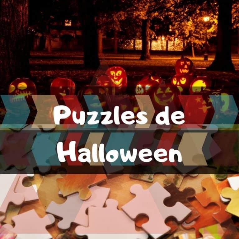 Lee más sobre el artículo Los mejores puzzles de Halloween