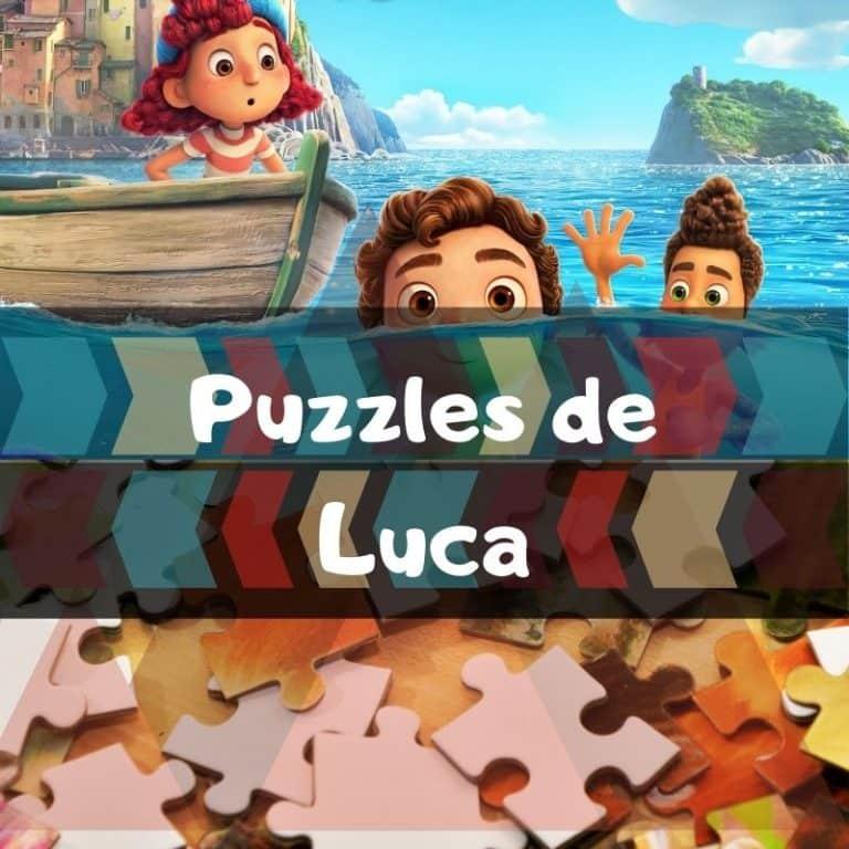 Lee más sobre el artículo Los mejores puzzles de Luca