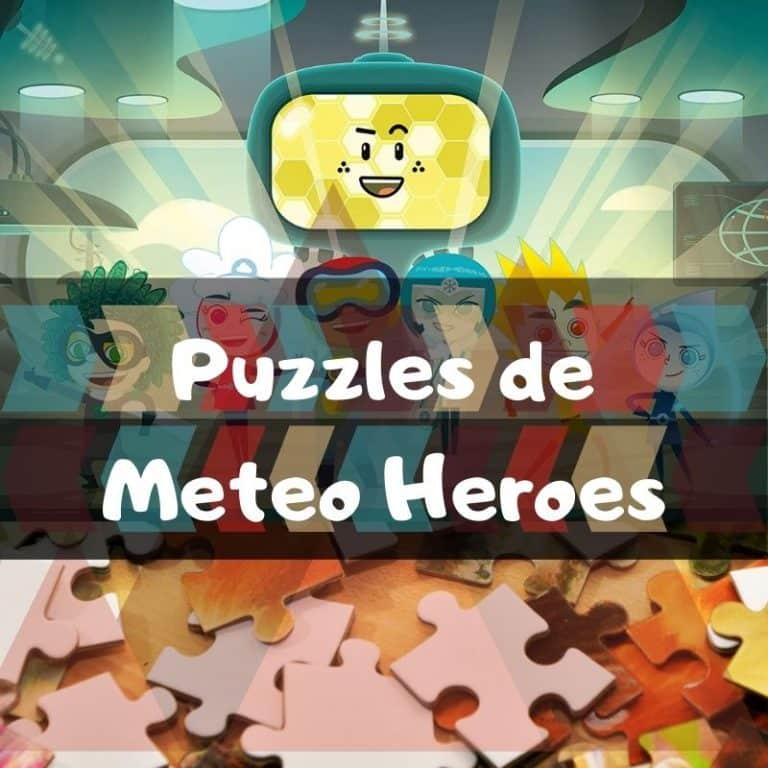 Lee más sobre el artículo Los mejores puzzles de Meteo Héroes